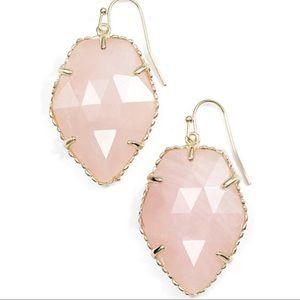 ✨ Kendra Scott Corley earrings, pink